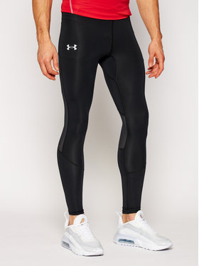 Under Armour Under Armour Legíny Ua Fly Fast 1356152 Čierna Compression Fit