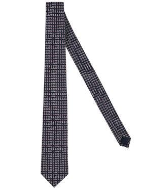 Tommy Hilfiger Tailored Tommy Hilfiger Tailored Krawat Floral Print TT0TT06885 Kolorowy