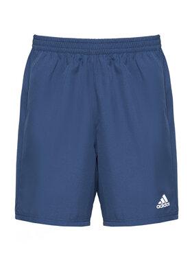 adidas adidas Pantaloni scurți sport GJ9937 Bleumarin Regular Fit