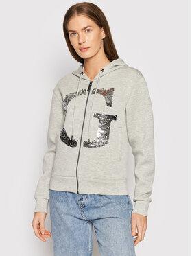 Guess Guess Sweatshirt Daphne W1BQ05 K7UW2 Grau Regular Fit