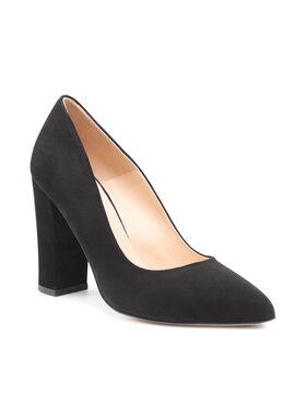 Solo Femme Solo Femme Chaussures basses 14101-8D-020/000-04-00 Noir