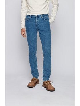 Boss Boss Prigludę (Slim Fit) džinsai Delaware3 50437911 Tamsiai mėlyna Slim Fit