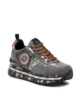 Liu Jo Liu Jo Sneakers Maxi Wonder 1 BF1051 PX170 Grigio