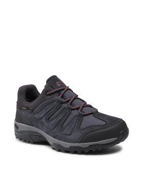 Jack Wolfskin Jack Wolfskin Trekingová obuv Traction 2 Texapore Low 4033891 6244075 Černá