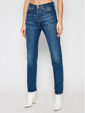 Levi's® Levi's® Džínsy 501® Crop 36200-0157 Modrá Cropped Fit