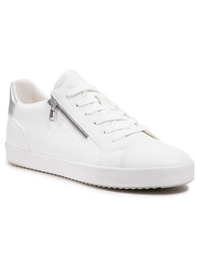 Geox Geox Sneakers D Blomiee A D026HA 000BC C1405 Blanc