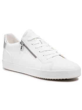Geox Geox Sneakersy D Blomiee A D026HA 000BC C1405 Biały