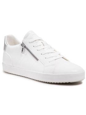 Geox Geox Sneakersy D Blomiee A D026HA 000BC C1405 Bílá