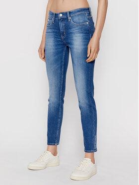 Calvin Klein Jeans Calvin Klein Jeans Jeans Ankle J20J216503 Blu Skinny Fit