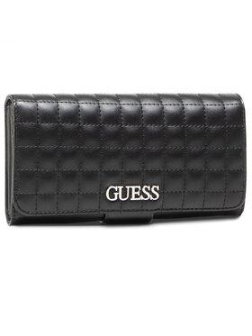 Guess Guess Velká dámská peněženka Matrix (Vg) Slg SWVG77 40590 Černá