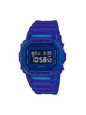 G-Shock G-Shock Hodinky DW-5600SB-2ER Modrá
