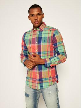 Polo Ralph Lauren Polo Ralph Lauren Koszula Classics 710805575001 Kolorowy Custom Fit