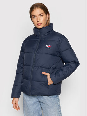 Tommy Jeans Tommy Jeans Giubbotto piumino Modern DW0DW11623 Blu scuro Regular Fit