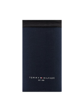 Tommy Hilfiger Tommy Hilfiger Komínový šál Spwm Th Est Snood AM0AM07683 Tmavomodrá