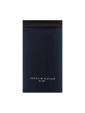Tommy Hilfiger Tommy Hilfiger Scaldacollo Spwm Th Est Snood AM0AM07683 Blu scuro