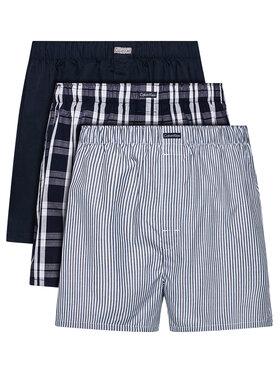 Calvin Klein Underwear Calvin Klein Underwear Комплект 3 чифта боксерки 0000U1732A Цветен