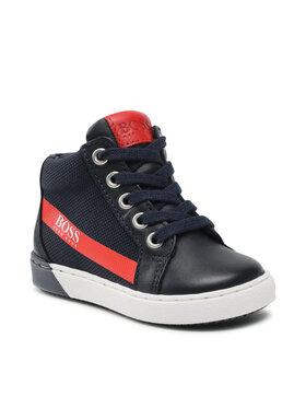 Boss Boss Laisvalaikio batai J09162 S Tamsiai mėlyna