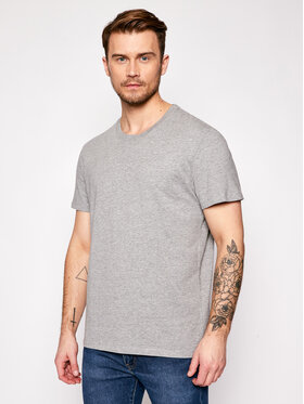 Pepe Jeans Pepe Jeans T-Shirt Jim PM507764 Šedá Relaxed Fit
