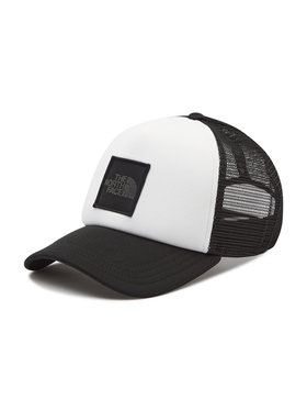 The North Face The North Face Baseball sapka Tnf Logo Trucker NF0A3FM3V7N1 Fekete