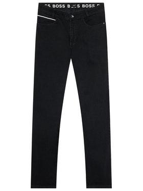 Boss Boss Дънки J24729 D Черен Slim Fit