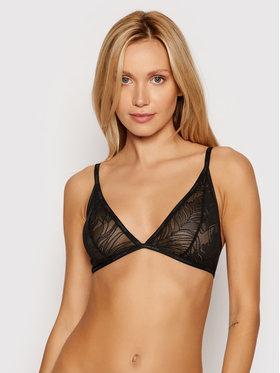 Calvin Klein Underwear Calvin Klein Underwear Podprsenka Bralette Unlined 000QF5243E Čierna