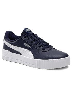 Puma Puma Sneakersy Carina L Jr 370677 24 Granatowy