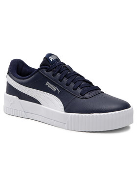 Puma Puma Sneakersy Carina L Jr 370677 24 Tmavomodrá
