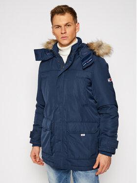 Tommy Jeans Tommy Jeans Veste d'hiver Tjw Tech DM0DM08759 Bleu marine Regular Fit