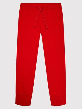 United Colors Of Benetton United Colors Of Benetton Pantaloni da tuta 3J68I0028 Rosso Regular Fit