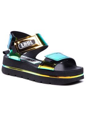 Loriblu Loriblu Sandále 1E XSP116 Oranžová