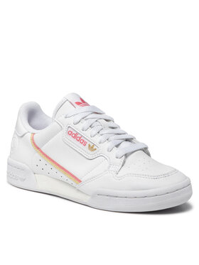 adidas adidas Scarpe Continetal 80 Vegan W H05315 Bianco