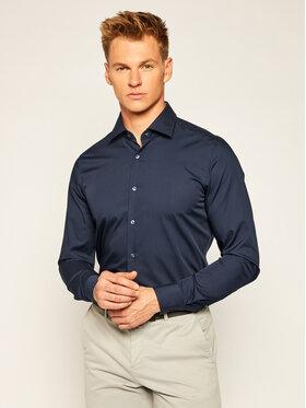 Strellson Strellson Košile 11 Santos-Cc 30023751 Tmavomodrá Slim Fit