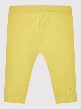 United Colors Of Benetton United Colors Of Benetton Клинове 3MT1I0042 Жълт Slim Fit