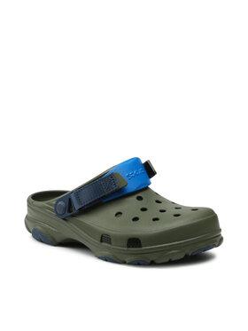 Crocs Crocs Pantoletten Classic All Terrain Clog 206340 Grün