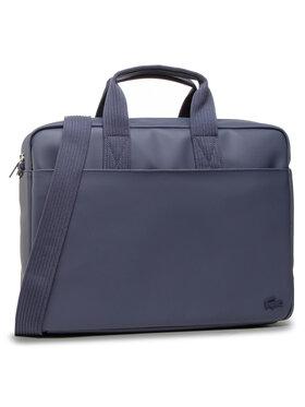 Lacoste Lacoste Sac ordinateur Computer Bag NH2451HC Bleu marine