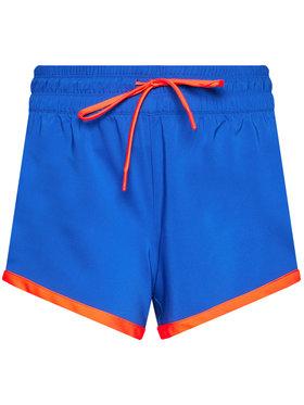 Reebok Reebok Pantaloni scurți sport Workout Ready GI6872 Albastru Regular Fit