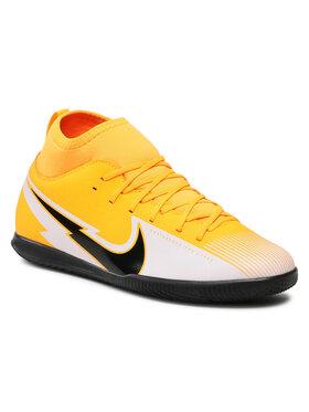 Nike Nike Buty Jr Superfly 7 Club Ic AT8153 801 Pomarańczowy