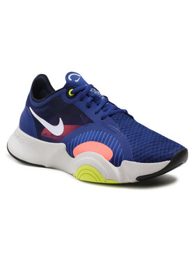 Nike Nike Boty Superrep Go CJ0773 410 Modrá