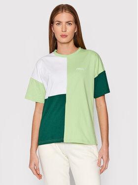 PROSTO. PROSTO. T-Shirt KLASYK Mousse 1062 Grün Regular Fit