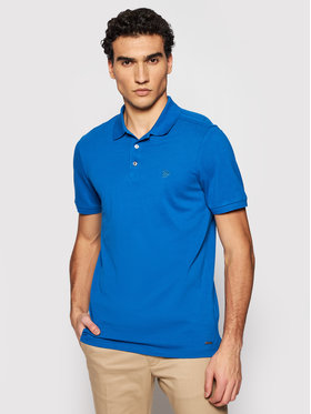 Roy Robson Roy Robson Polo 4800-90 Bleu Regular Fit