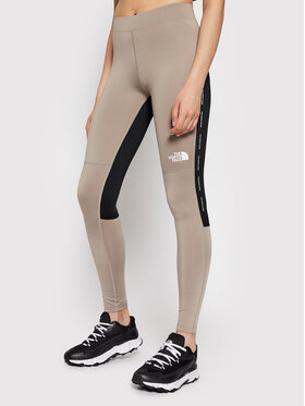 The North Face The North Face Leggings Mountain Athletics NF0A5569VQ81 Szürke Tight Fit