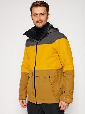 Volcom Volcom Snowboardová bunda Tri Star Ins G0452107 Barevná Standard Fit