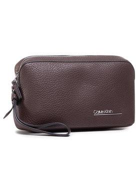 Calvin Klein Calvin Klein Geantă pentru cosmetice Washbag K50K505962 Maro