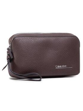 Calvin Klein Calvin Klein Τσαντάκι καλλυντικών Washbag K50K505962 Καφέ