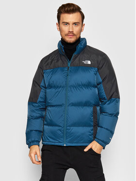 The North Face The North Face Kurtka puchowa Diablo NF0A4M9J2X1 Granatowy Regular Fit
