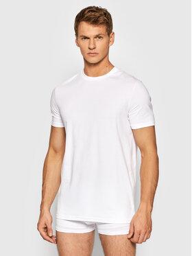 Dsquared2 Underwear Dsquared2 Underwear T-Shirt DCM200030 Biały Regular Fit