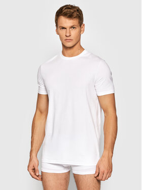Dsquared2 Underwear Dsquared2 Underwear T-Shirt DCM200030 Bílá Regular Fit