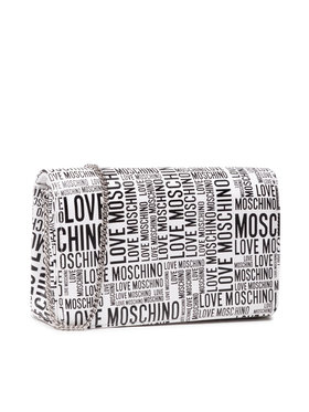 LOVE MOSCHINO LOVE MOSCHINO Дамска чанта JC4190PP1DLE110A Бял