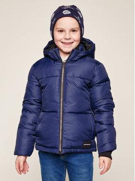 Calvin Klein Calvin Klein Žieminė striukė lGOIG00277 Tamsiai mėlyna Regular Fit