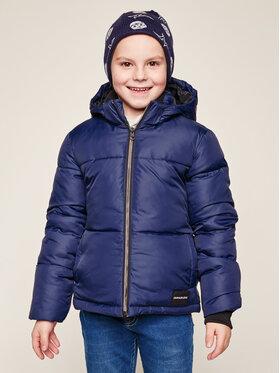 Calvin Klein Calvin Klein Zimska jakna lGOIG00277 Tamnoplava Regular Fit